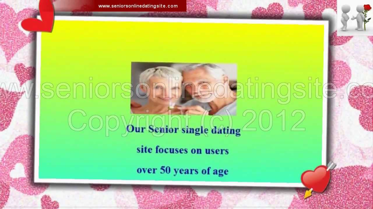 single seniors over 65 dating site