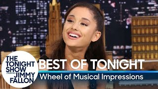 Best of Wheel of Musical Impressions on The Tonight Show