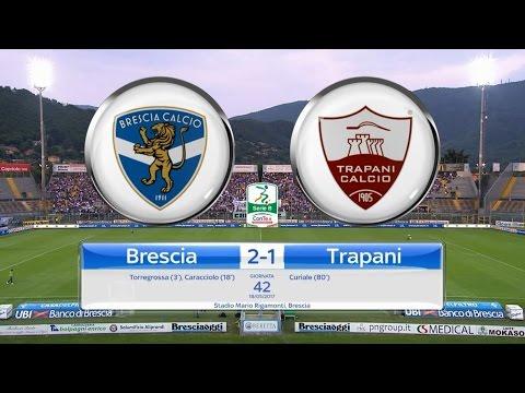Brescia Calcio vs Trapani Calcio