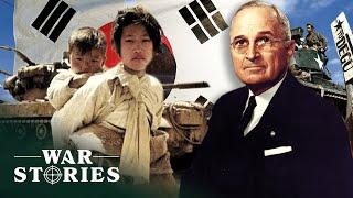 The Great North Korean Tank Offensive | Greatest Tank Battles | War Stories