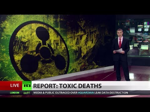 Mass Murder or Mass Media? Reports of chemical attack in Syria as UN observers arrive