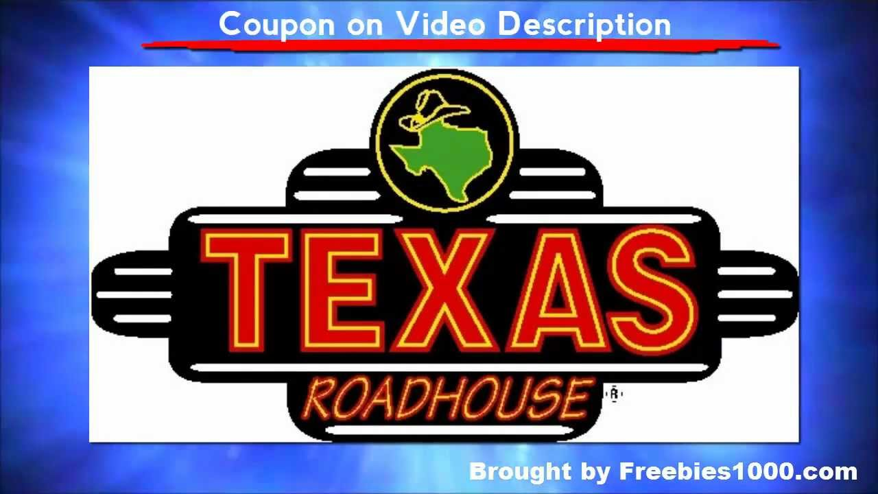 image about Texas Roadhouse Printable Coupons named No cost texas roadhouse discount coupons 2018 - Easiest fridge promotions