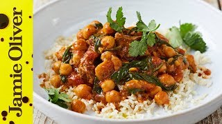 Lamb & Chickpea Curry | Kitchen Daddy