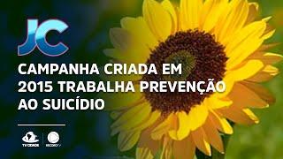 Campanha criada em 2015 trabalha prevenção ao suicídio