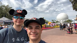 🔴 Live at Epcot: D&G Explorers walking the World Showcase