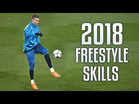 Football Freestyle Warm Up Skills 2018 HD