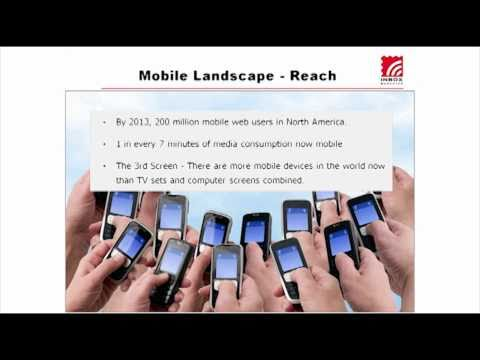 Reasons to build a mobile website