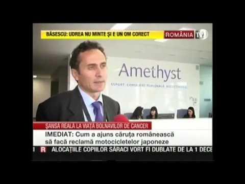Un nou centru de radioterapie Amethyst s-a deschis la Cluj Napoca