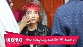 Sơn Tùng M-TP | Hậu Trường Buổi Chụp Hình Liveshow M-TP Ambition
