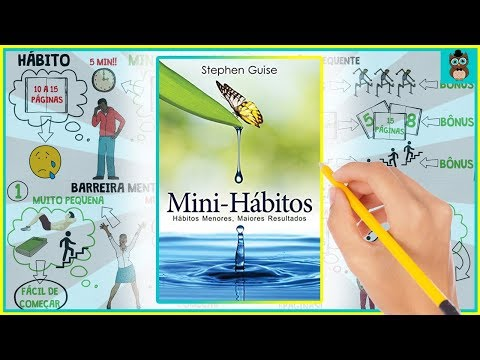 MINI-HÁBITOS | Hábitos Menores, Maiores Resultados | Stephen Guise