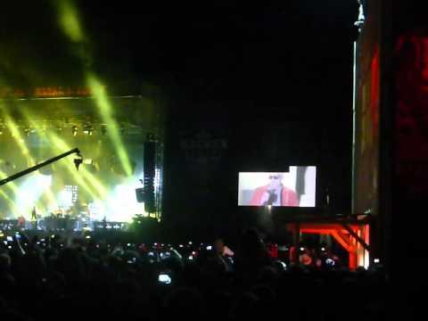 Rammstein feat.Heino  Sonne live @ Wacken 2013