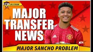 Jadon Sancho to Manchester United Over? 😨😨😨Sancho to sign new Dortmund Deal