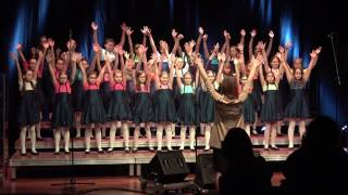 SKOWRONECZKI Girls' Choir, Kusimama by Jim Papoulis