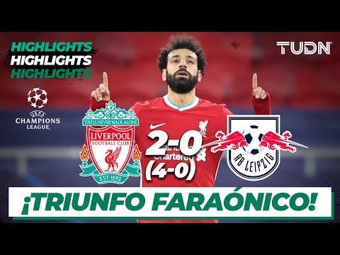 Highlights | Liverpool 2(4)-(0)0 RB Leipzig | Champions League 2021 - Octavos Vuelta | TUDN