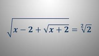 Iracionalna enačba 3