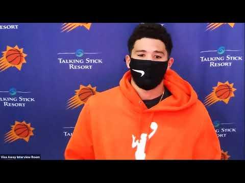 Devin Booker Postgame Interview | Suns vs Heat | August 8, 2020