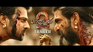 Bahubali 2 Official Trailer Review | Prabhas, Rana Daggubati, Anushka, Tamanna | Tamil Reactions
