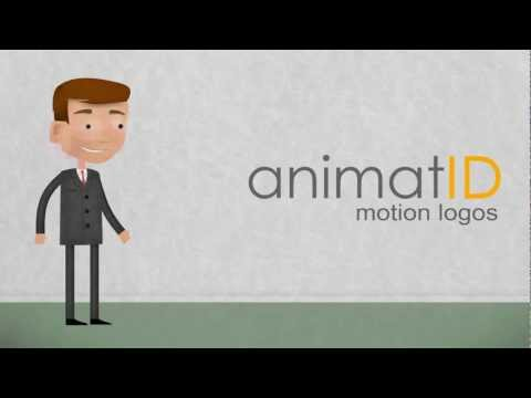 What is AnimatID? - explainer animation video for animated logo business