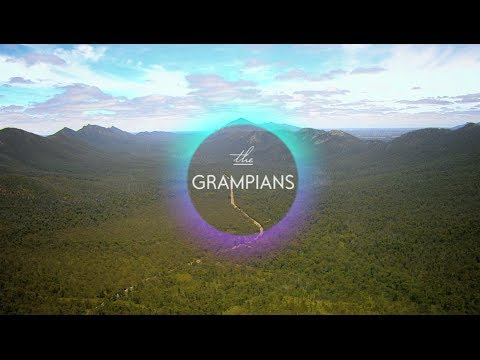 video Grampians National Park & Kangaroos Tour