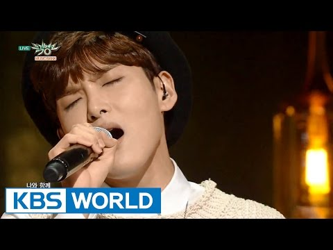 Ryeowook (려욱) - Like a star / The Little Prince (어린왕자) [Music Bank Solo Debut / 2016.01.29]
