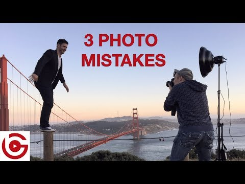 Learn the Biggest Mistakes Beginner Photographers Make