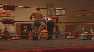 KC McKnight (Scott Dawson) vs Scotty Sabre - 2010