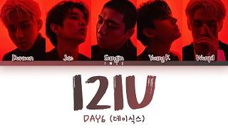 DAY6 (데이식스) - 121U (Han|Rom|Eng) Color Coded Lyrics/한국어 가사
