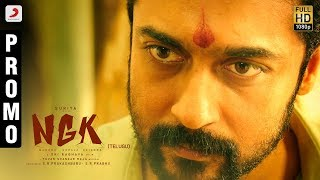 NGK Telugu Movie Back to Back Promos- Suriya..