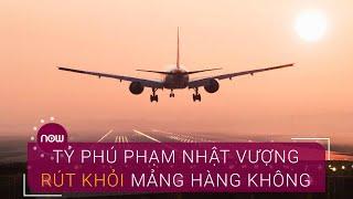Tỷ phú Phạm Nhật Vượng khai tử hãng bay Vinpearl Air