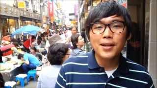 Makanan yang halal di Busan, Korea (Hahal food in Busan, Korea / 부산의 할랄 음식)