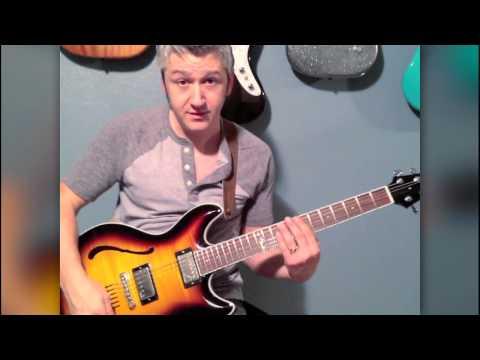2014 NAMM Sneak Peak - Falbo Guitars & Fishman Fluence pt. 1