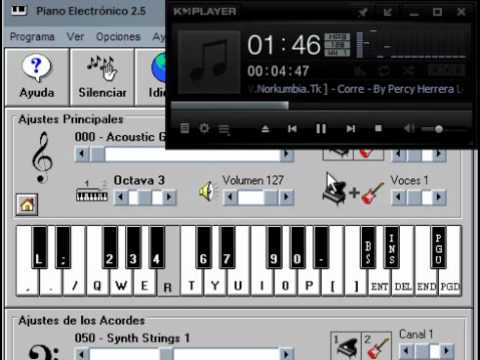jesse & joy-corre corazon- piano electronico 2.5 [COMPLETO]...