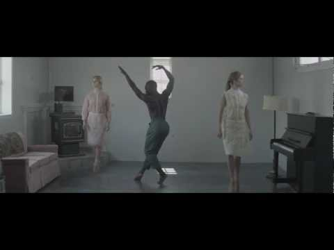 "Video: MONTECRISTO magazine, in collaboration with Ballet BC, presents ""Taking Shape"", a creative editorial video of improvised contemporary dance performed by Ballet BC dancers Gilbert Small, Alyson Fretz and Makaila Wallace, wearing fashion from the spring/summer 2012 collections."