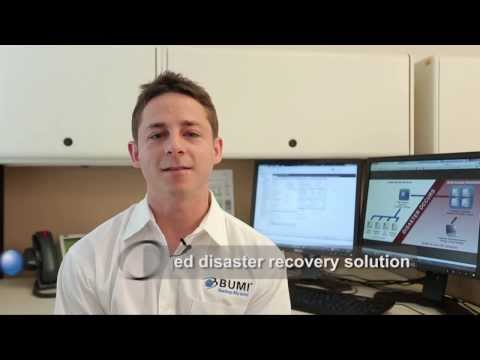 BUMI Cloud Recovery (BCR) - Virtual Disaster Recovery
