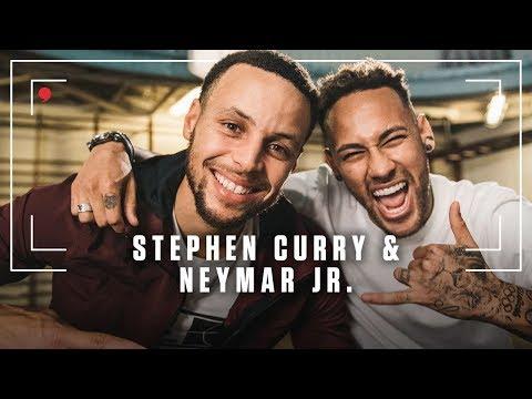 a4b826e8 Neymar Jr & Stephen Curry Talk Shop in Latest Video Interview   Hypebeast    Bloglovin'