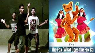 Just Dance 2015 - The Fox (What Does The Fox Say?) | 5 Stars | Gameplay