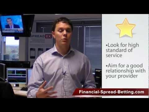 Spreadex: Comparing Spread Betting Providers