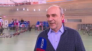 В эти выходные в Омске прошёл чемпионат России по велоспорту