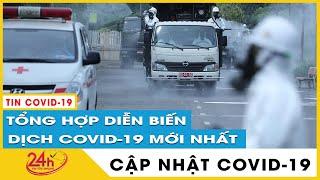 Tin tức Covid-19 mới nhất hôm nay 21/9.Dịch Corona Hà Nội bỏ giấy đi đường,giãn cách theo chỉ thị 15