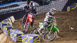 Best of Tomac & Roczen - First Half of 2020 Supercross | Racer X Films