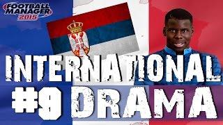 INTERNATIONAL DRAMA | Part 9 | 'QualiFLYING' | Football Manager 2015