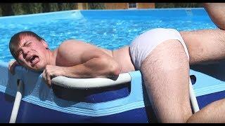 Fun Swimming Video