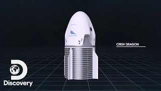 Inside SpaceX's Crew Dragon Capsule | Space Launch LIVE