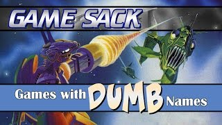 Games with DUMB Names - Game Sack -