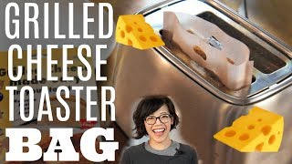 Grilled Cheese TOASTER BAGS | Toastabags gadget test | Does It Work?