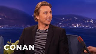 Dax Shepard: Kristen Bell Shaved My Butt  - CONAN on TBS