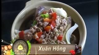 Cà Tím Om Thịt - Xuân Hồng