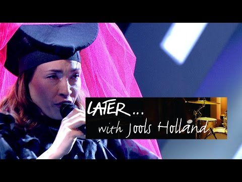 Little Dragon - Sweet - Later… with Jools Holland – BBC Two