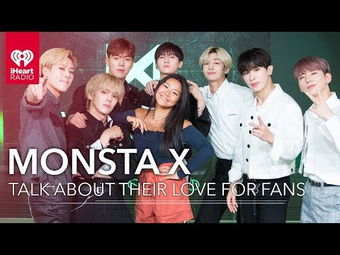 Monsta X Describe Their Fans As Gods And Inspiration | Exclusive Interview