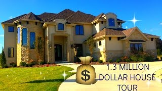MILLION DOLLAR HOUSE TOUR!